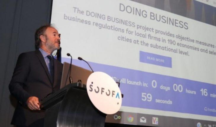 Ni espaldarazo de la Sofofa nos salvó de caer otra vez en el polémico ranking Doing Business