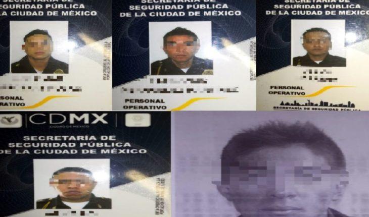 No se acreditó flagrancia para los cinco policías detenidos