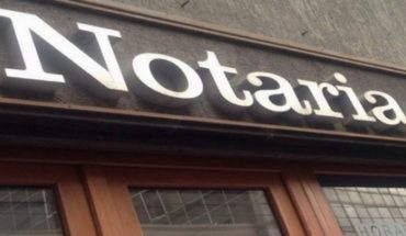 Notarios y Fedatrios - El Mostrador