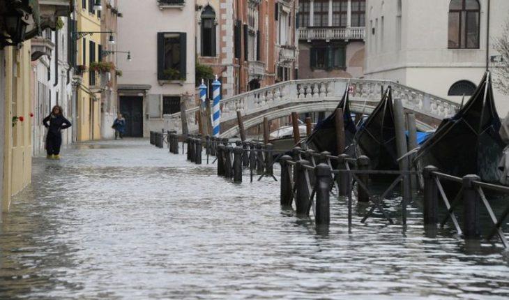 Nueve personas han muerto por inundaciones en Italia