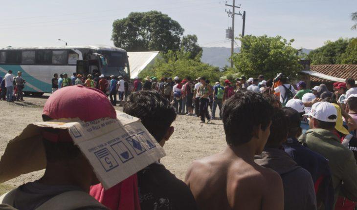 ONG alertan sobre posibles muertes en la caravana migrante por las condiciones que enfrentan