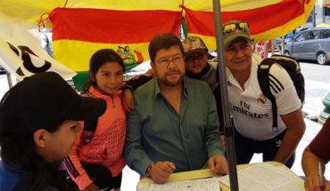 """Oposición boliviana pide iniciar """"una nueva etapa de relación con Chile"""" y dejar atrás la """"confrontación"""""""
