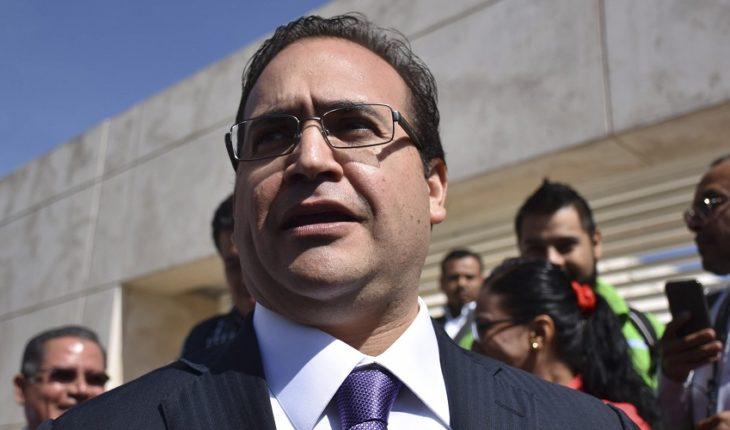 Jueces ordenan aprehensión de 12 exfuncionarios de Javier Duarte por peculado