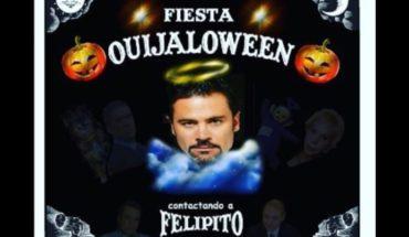 Organizadores de fiesta Halloween que prometía contactarse con Felipe Camiroaga pidieron disculpas