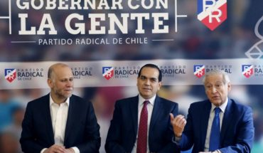 """PS, PPD y PR anunciaron una nueva alianza llamada """"Convergencia Progresista"""""""