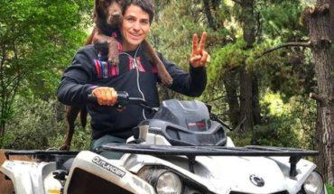 Pangal Andrade creó un Instagram para su perro Bagual y recibió un mensaje de su ex suegra