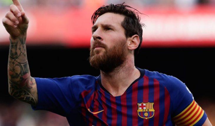Para Gary Lineker, Lionel Messi no es humano