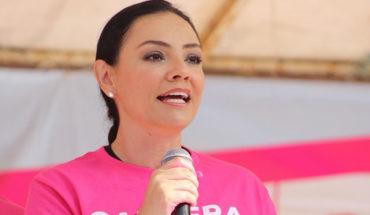 Para vencer el cáncer de mama necesitamos reforzar la prevención: Adriana Hernández