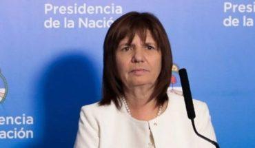 Patricia Bullrich habló sobre los destrozos en el Congreso y cuestionó a la oposición