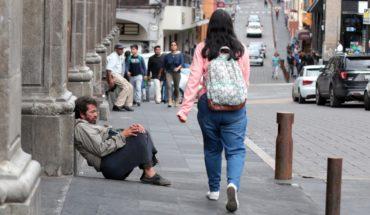 Personas en situación de calle son discriminadas por gobierno de CDMX