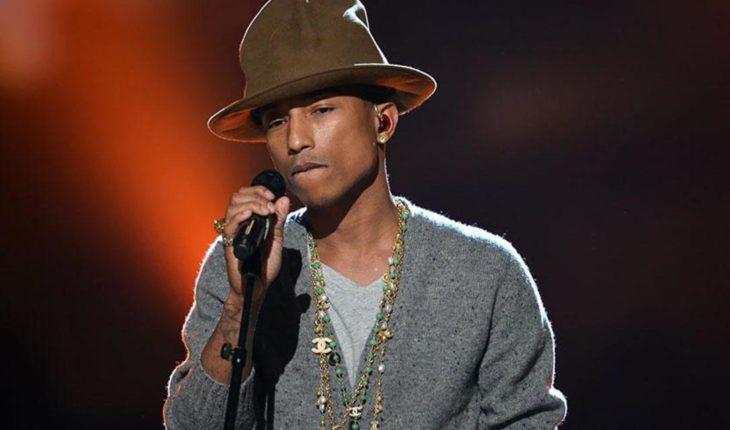 Pharrell Williams amenazó con demandar a Donald Trump — Rock&Pop
