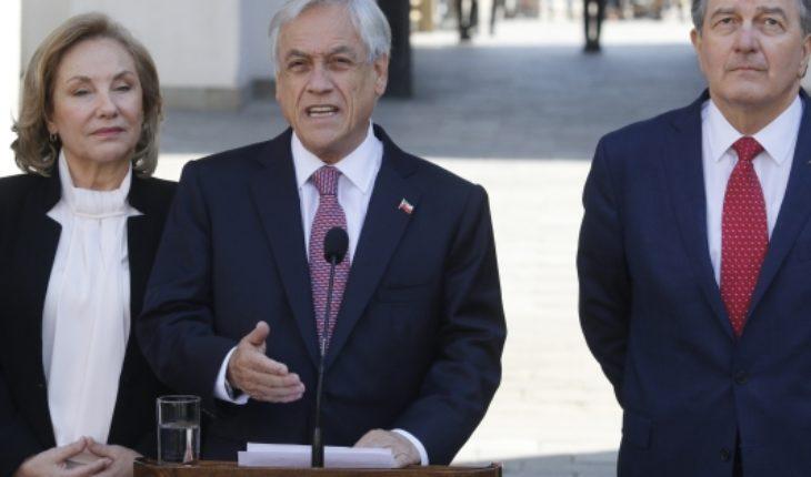 Piñera no suelta a Evo Morales y nuevamente lo repasa en la cadena nacional