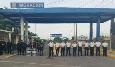 Policía de Guatemala se enfrenta a segunda caravana