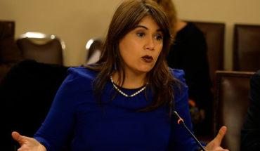 """Presidenta del CDE por renuncia de Javiera Blanco: """"Era necesaria, pero no sé si indispensable"""""""