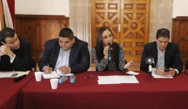 Propone CPC del Congreso, reformas de ley para el Sistema Estatal Anticorrupción en Michoacán