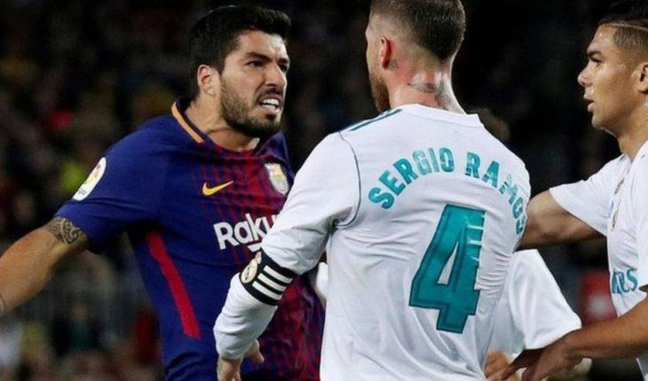 Qué canal juega Barcelona vs Real Madrid, La Liga 2018