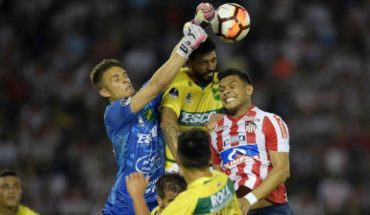 Qué canal juega Defensa y Justicia vs Junior; Copa Sudamericana 2018, cuartos de final vuelta