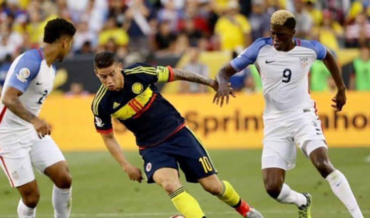 Qué canal juega Estados Unidos vs Colombia; Amistoso internacional 2018