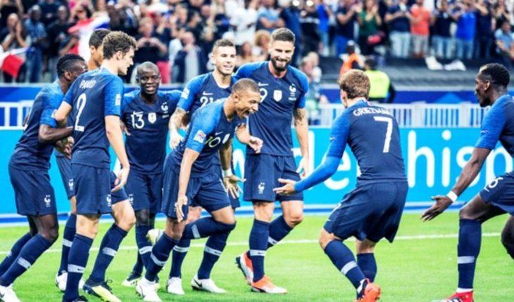 Qué canal juega Francia vs Islandia; Amistoso internacional 2018