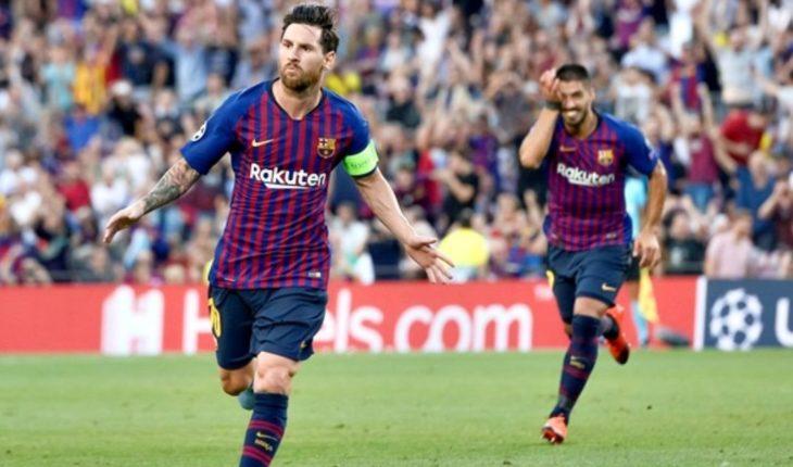 Qué canal juega Tottenham vs Barcelona; Champions League 2018