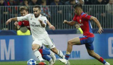 Real Madrid perdió ante el CSKA y encendió todas sus alarmas en la Champions