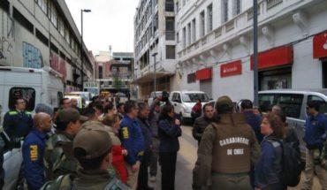Realizaron masivo operativo contra el comercio ambulante ilegal en el Barrio Meiggs