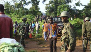 Rebeldes matan a 15 en región de brote de ébola en Congo