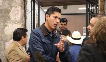 Redoblaremos esfuerzos para consolidar la ZEE de Lázaro Cárdenas: Javier Paredes