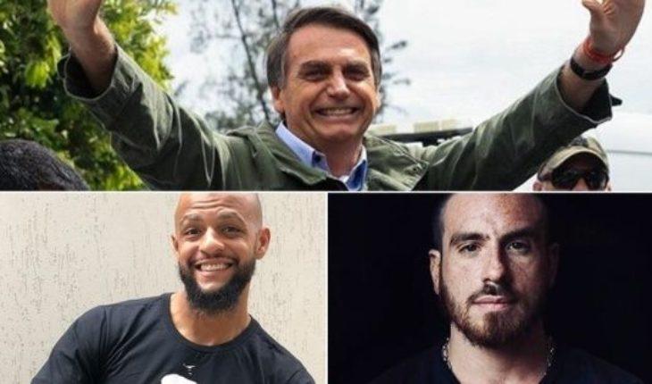 Repercusiones por el triunfo de Bolsonaro, el festejo de Felipe Melo, Fede Bal a los besos, la Bomba Tucumana contra Jimena Barón y mucho más...