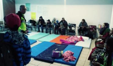 Reporta Protección Civil 200 personas evacuadas en Durango