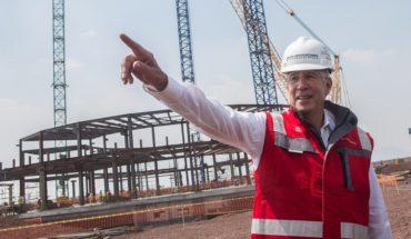 Ruiz Esparza defiende el aeropuerto en Texcoco