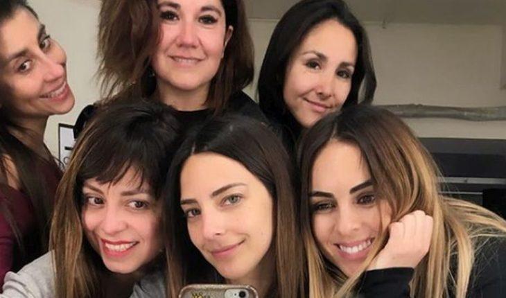 """Salida de Paulina López abrió disputa de ex chicas """"Rojo"""""""