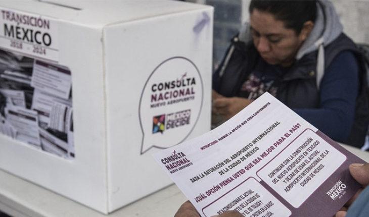 Santa Lucía le gana a Texcoco en consulta nacional convocada por AMLO