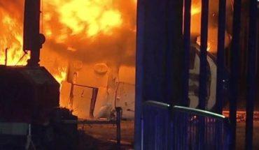 Se estrelló el helicóptero del dueño de Leicester de Inglaterra