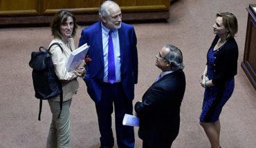 Senado aprobó el proyecto Aula Segura tras acuerdo entre el gobierno y la oposición