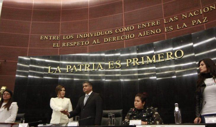 Rosario Robles compareció ante comisiones del Senado.