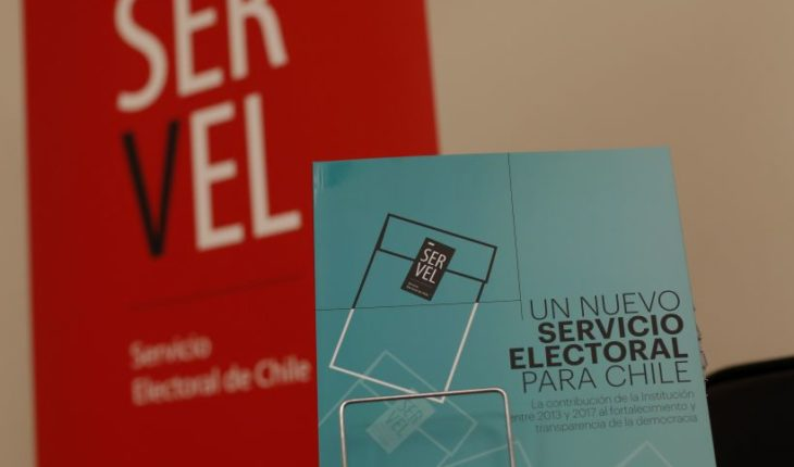 Servel descartó voto electrónico en Chile