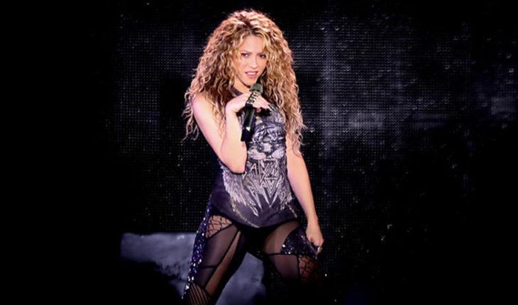 Shakira hizo vibrar a 45 mil personas en el Estadio Nacional