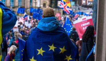 Manifestación anti-Brexit en Liverpool, Reino Unido (23/9/2018). Foto: Tim Jokl (CC BY-NC 2.0). Blog Elcano
