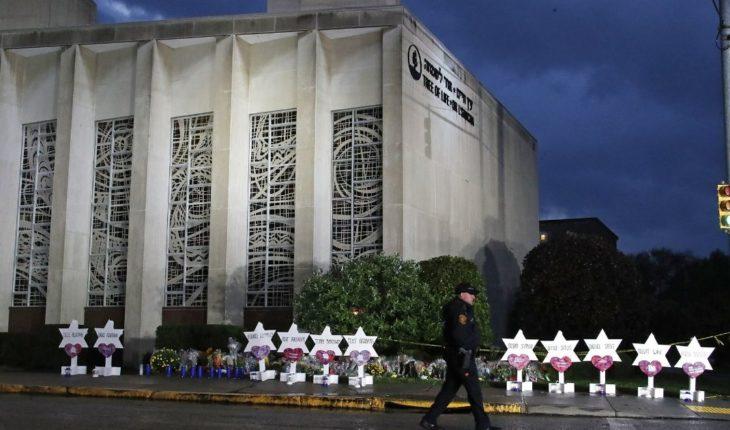 Sobreviviente de sinagoga recuerda el terror