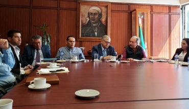 Sostiene reunión de trabajo presidentes municipales del PRI y finanzas del Gobierno de Michoacán