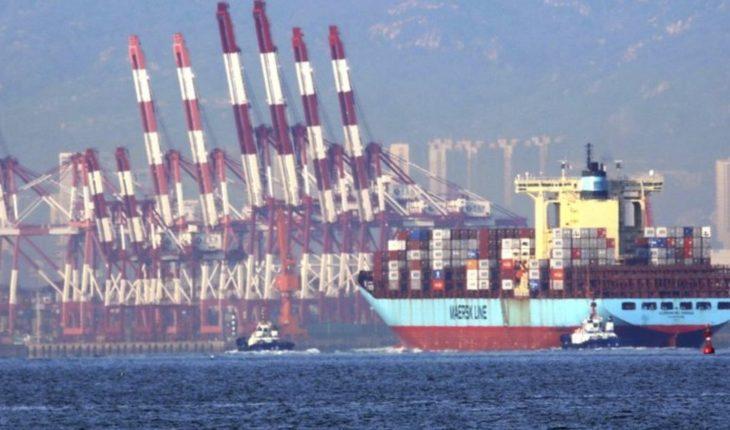 Superávit comercial entre China con EEUU marca nuevo récord
