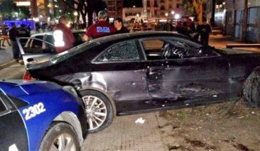 Tiroteo en Facultad de Medicina provocó conmoción en el barrio y un delincuente gravemente herido