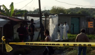Tiroteo en Presa de Los Reyes deja un policía muerto y un presunto delincuente herido