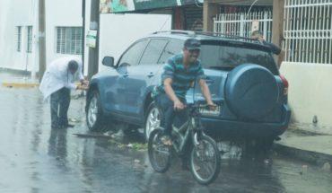 """Tormenta tropical """"Tara"""" dejará fuertes lluvias y frío en México"""