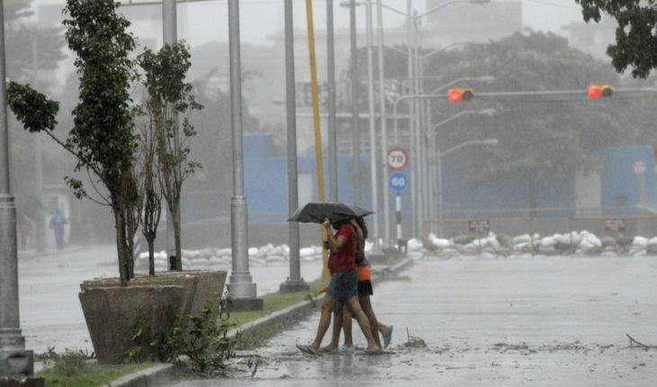 Tormentas, lluvias y mucho calor azotarán a estas ciudades hoy