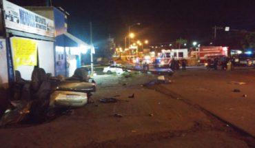Trágico accidente en Culiacán: Mueren dos mujeres y un hombre