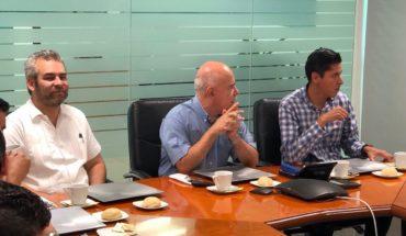 Trabajaremos en equipo para beneficiar la Zona Económica Especial: Javier Paredes