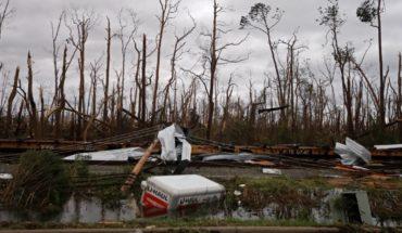 Tras golpear Florida, Michael carga contra sureste de EEUU