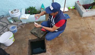 Tras inundaciones, mantienen vigilancia epidemiológica en Morelia, Michoacán